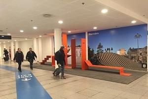 Copenhagen Airport, Denmark